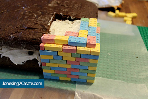 Lego-cake-instructions