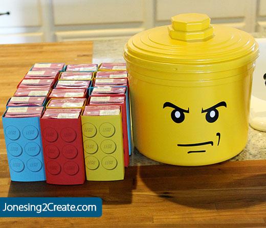 Lego Birthday Party - Jonesing2Create