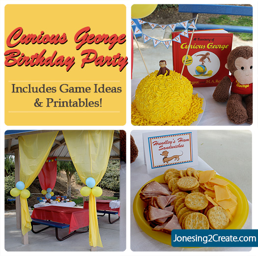curious-george-birthday-party