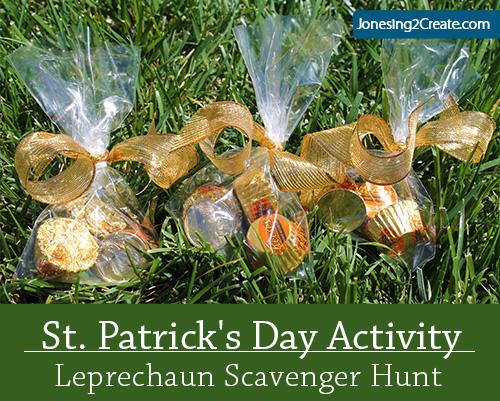 leprechaun-scavenger-hunt