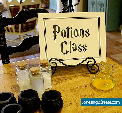 Harry Potter Party Game Ideas Jonesing2create