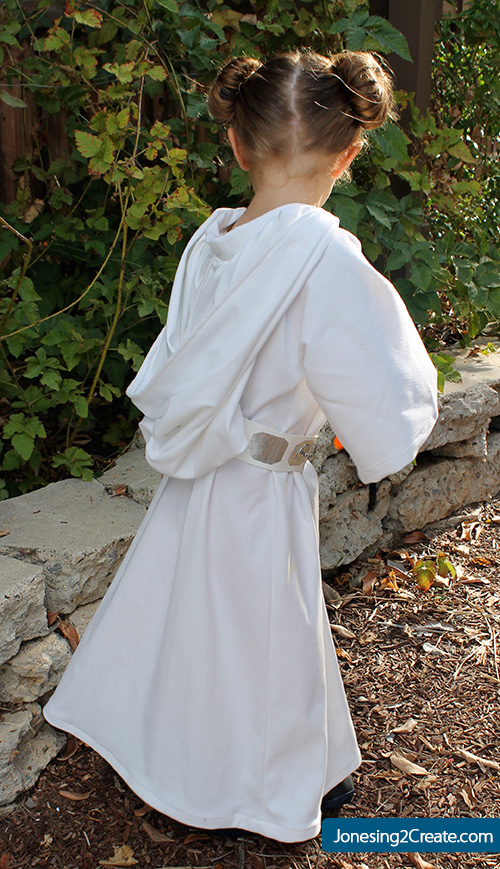 Child-Princess-Leia-Costume-back : baby leia costume  - Germanpascual.Com