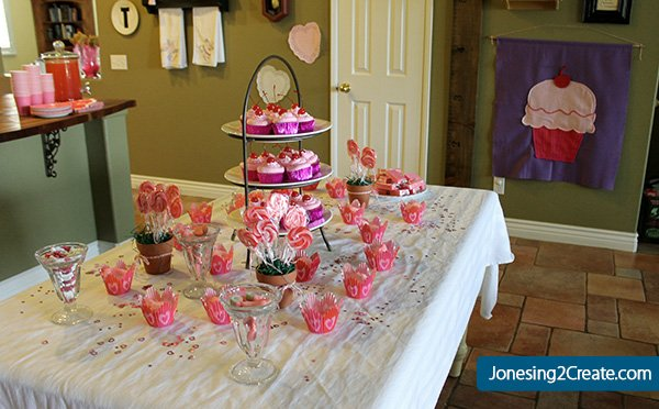 Pinkalicious Birthday Party Jonesing2create