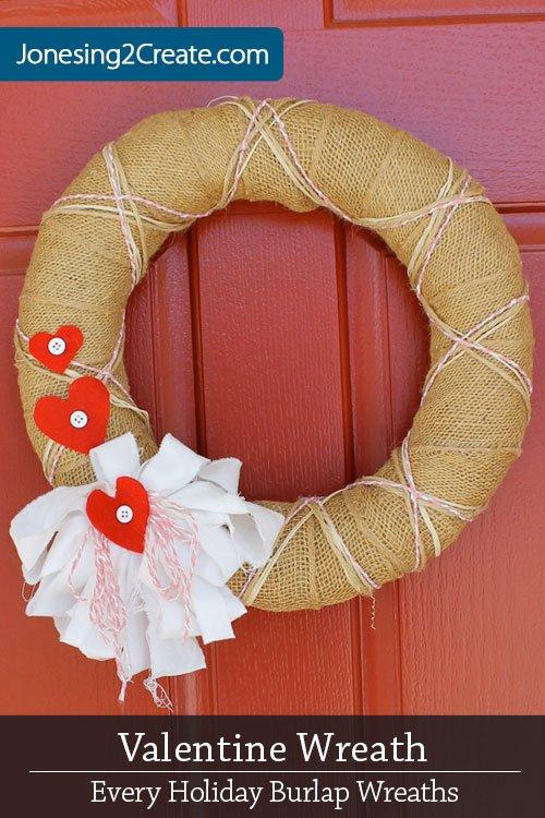 valentine-wreaths