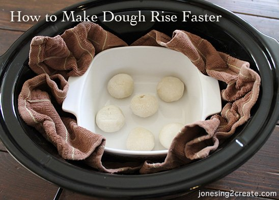 How-to-make-dough-rise-faster