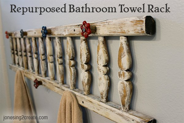Repurposed-Bathroom-Towel-Rack