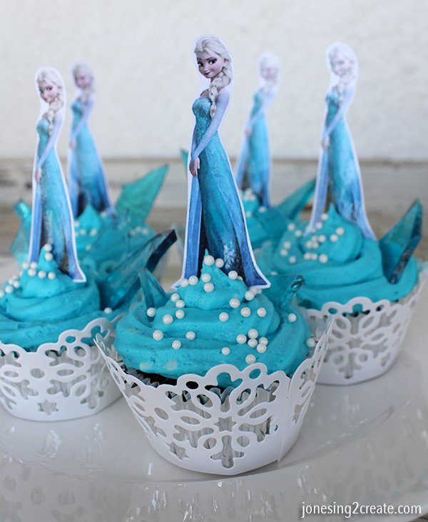 elsa-cupcake-tutorial