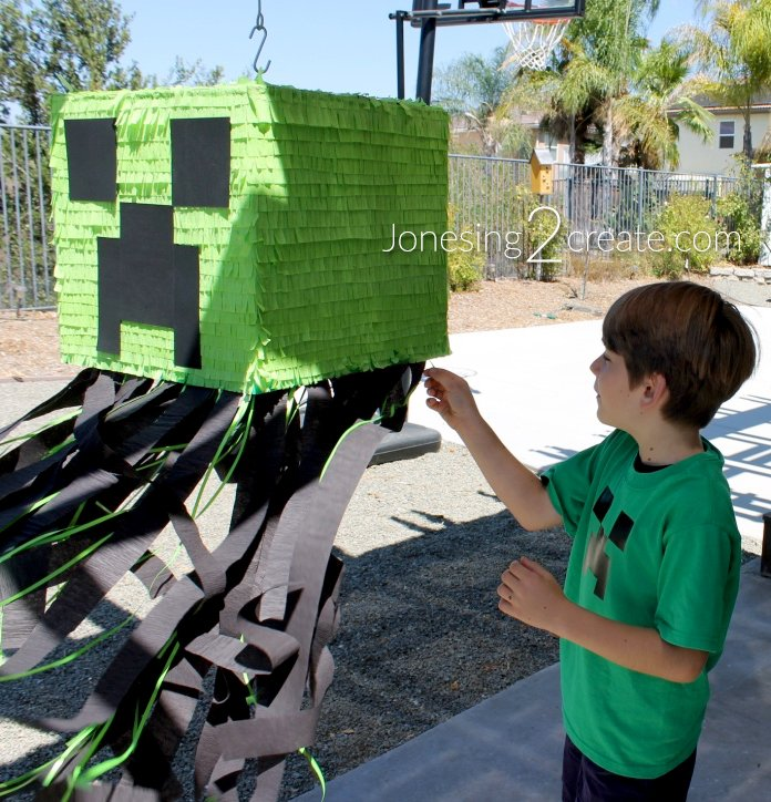 creeper-pinata