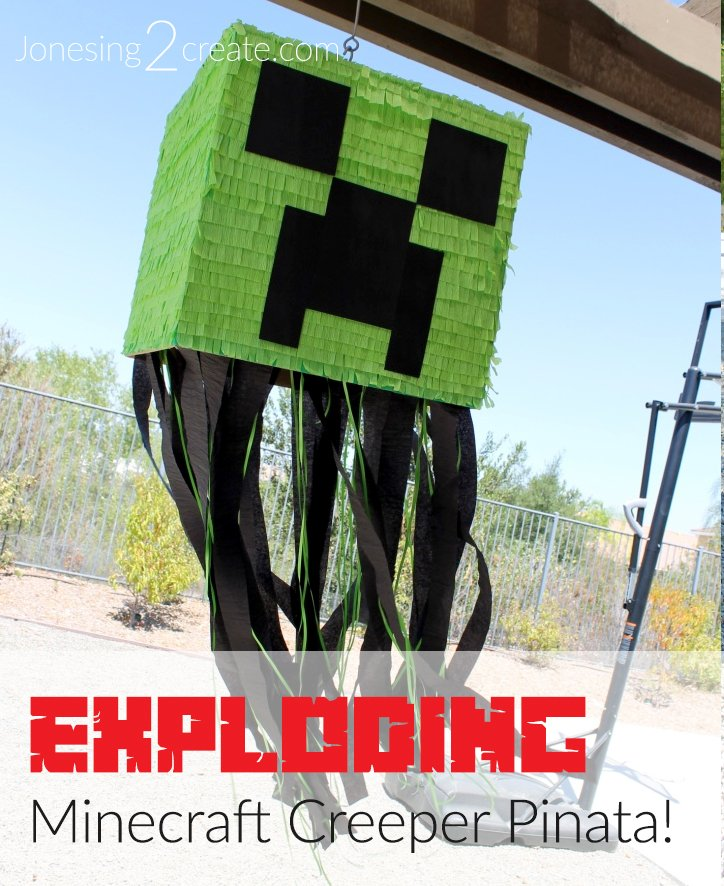 minecraft-creeper-pinata
