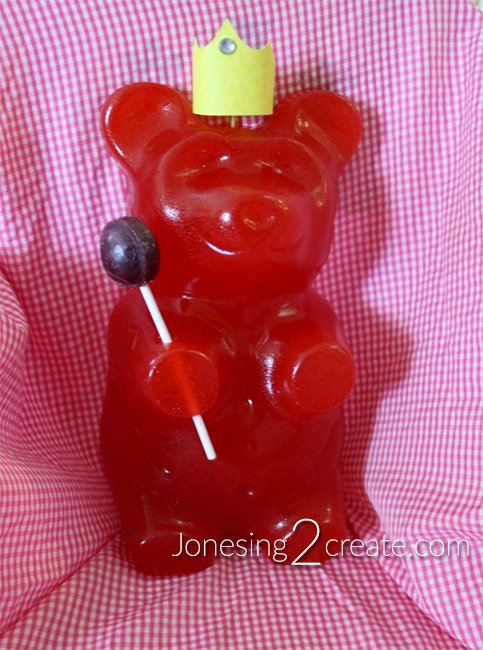 gummy bear video