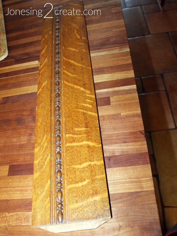 board for hotel key rack