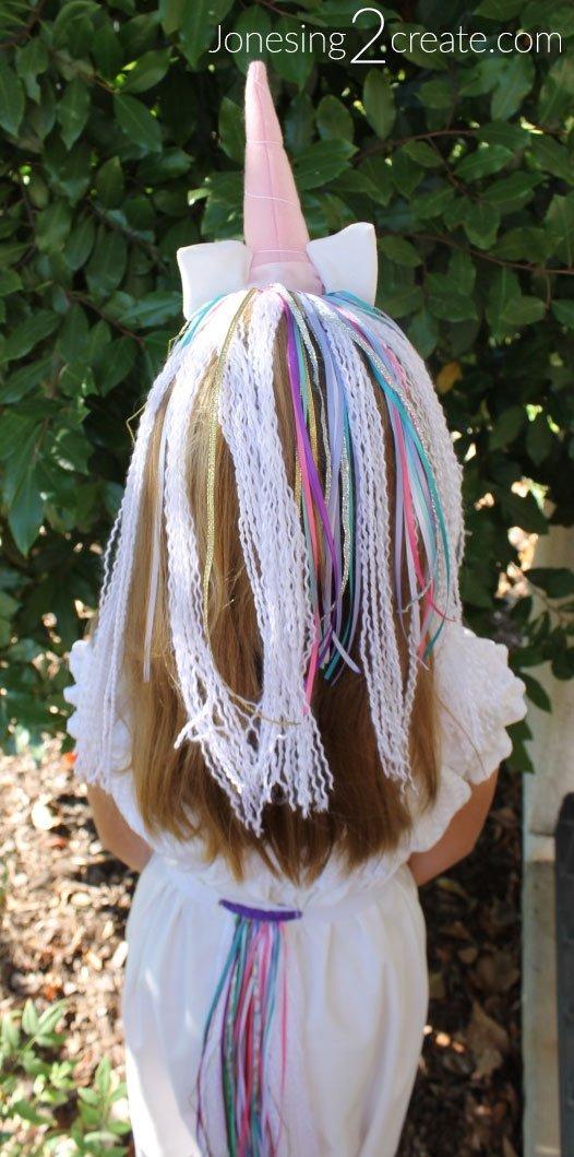 Child Unicorn Costume Tutorial - Jonesing2Create