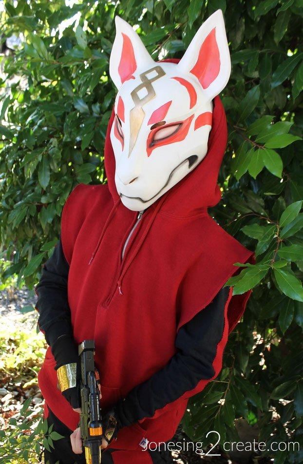 Fortnite drift cosplay