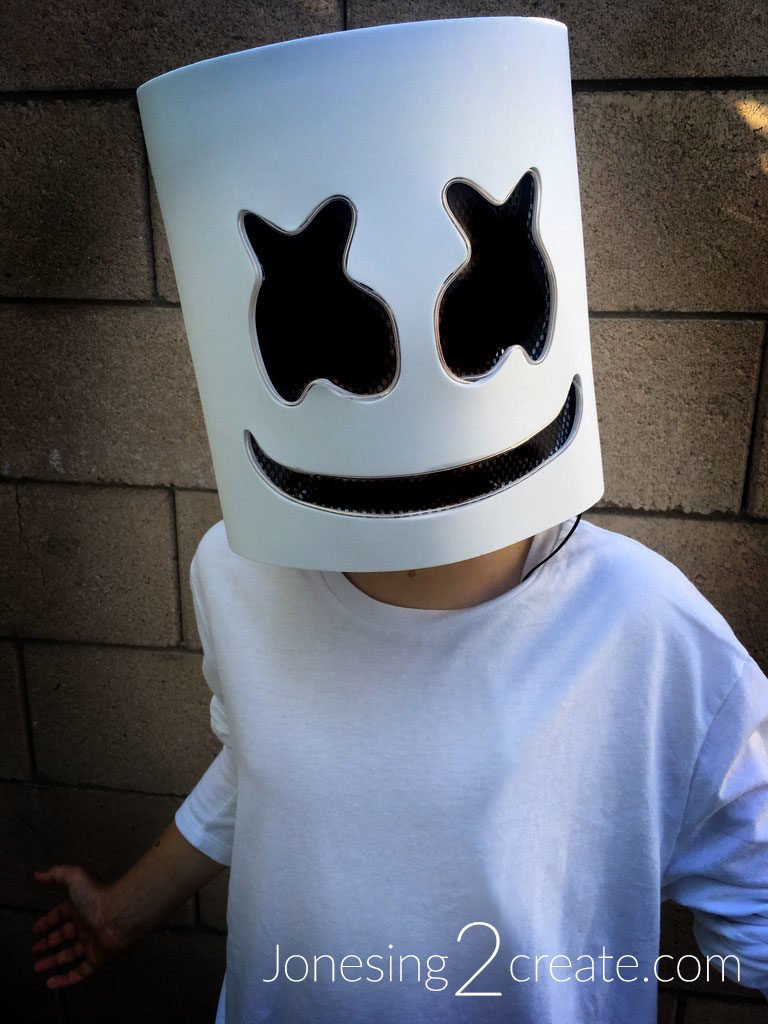 Marshmello Costume