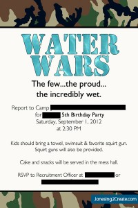 Water-party-invitation