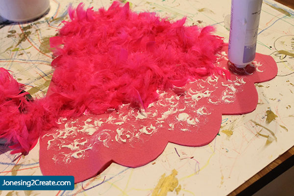 make-flamingo-wing