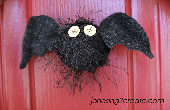 Bat Halloween Wreaths