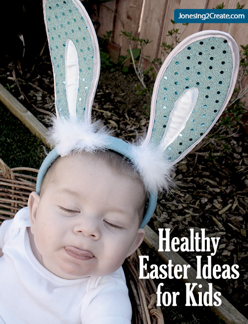 Healthy Easter Ideas for Kids