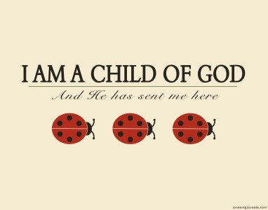 child-of-god-printable