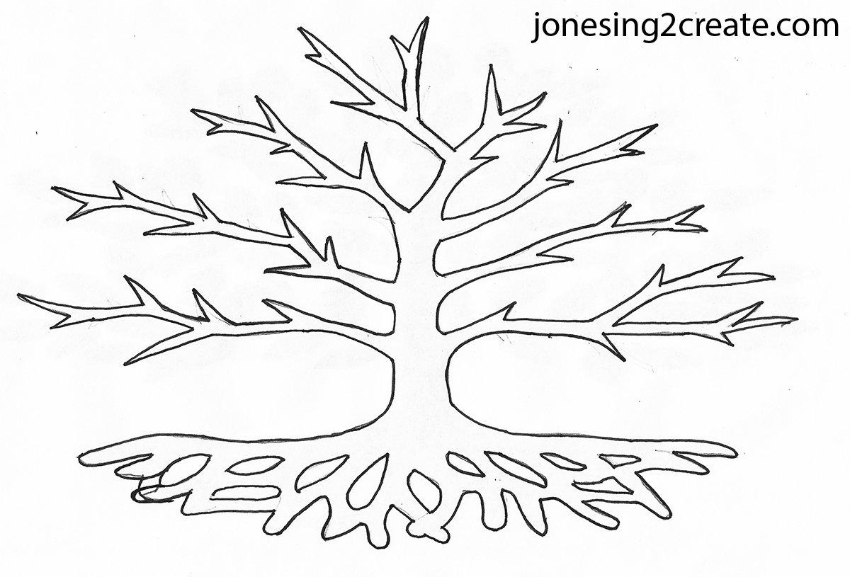 tree-applique-pattern