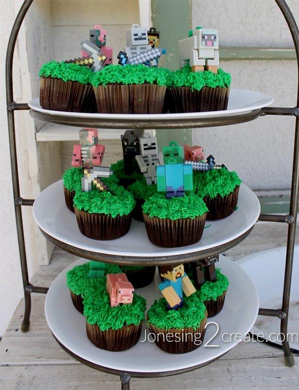 Minecraft Birthday Party Jonesing2create