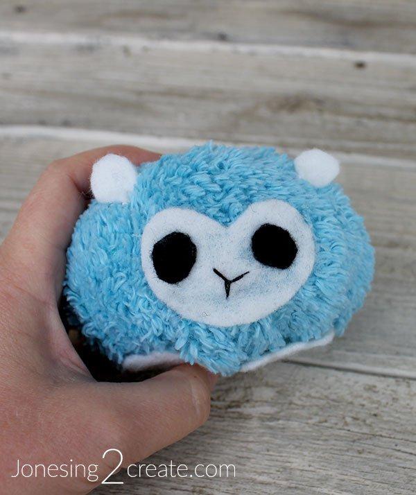 Blue Pygmy Puff
