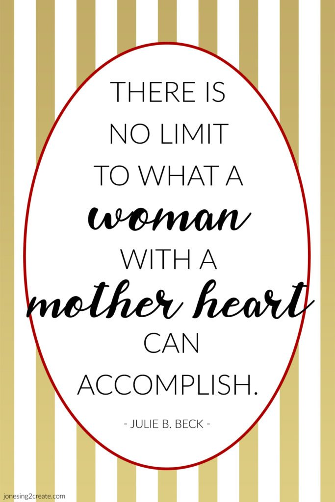 Ministering Message Mother's Day Printable