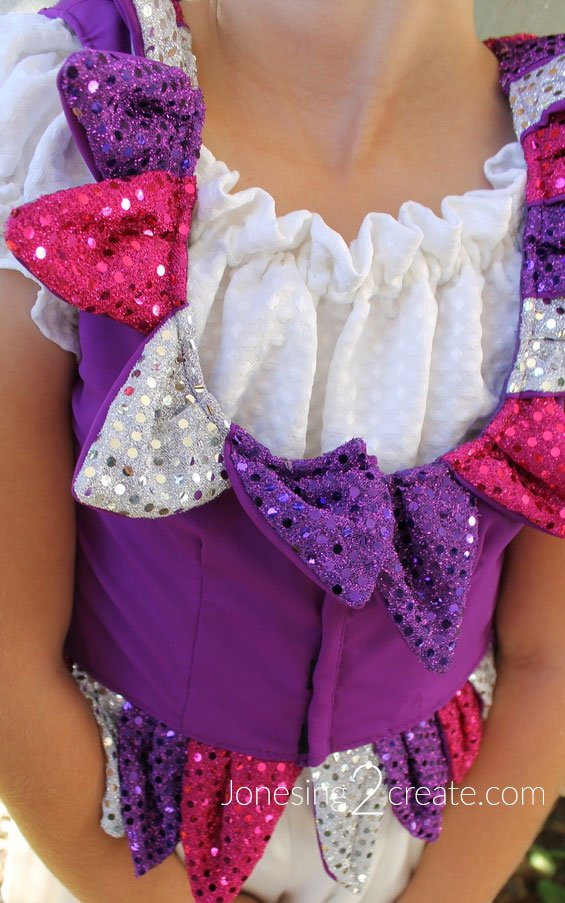 Fairy Princess Costume Vest
