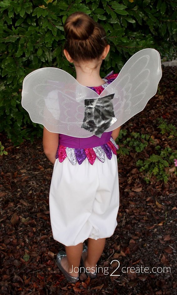 Fairy Costume Wings