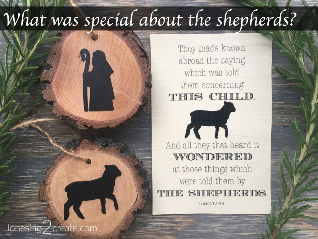 Shepherds Christmas Ministering Message