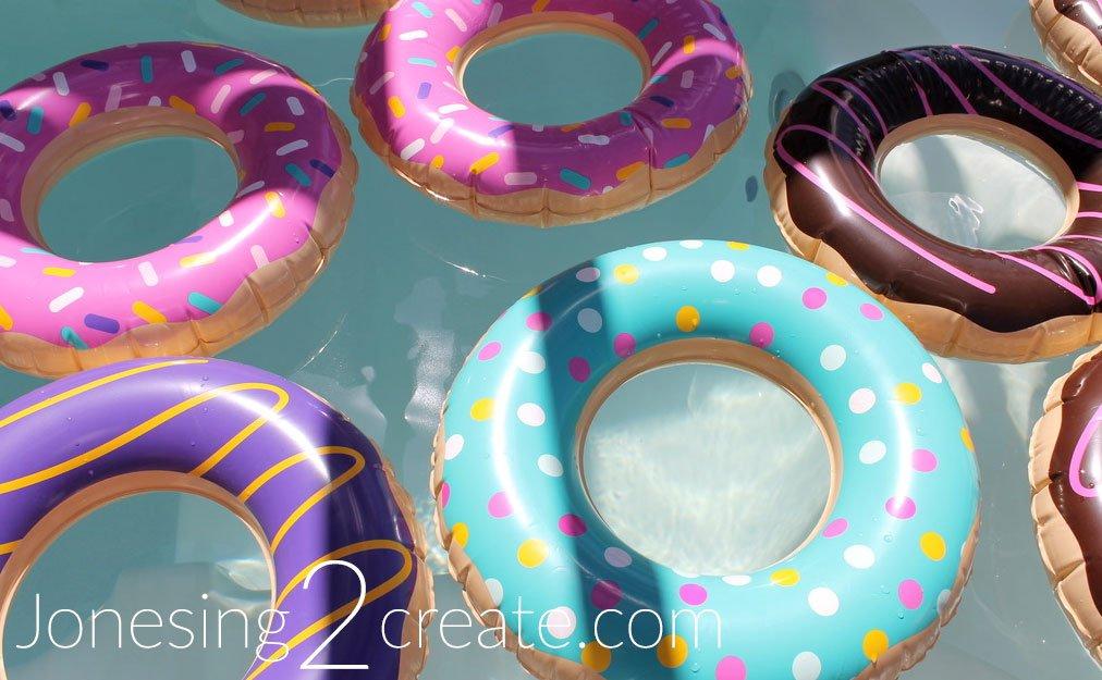 Donut Floaties