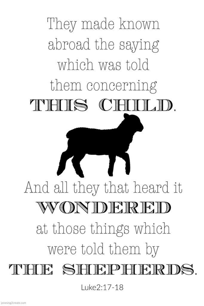 John 2:17 Printable