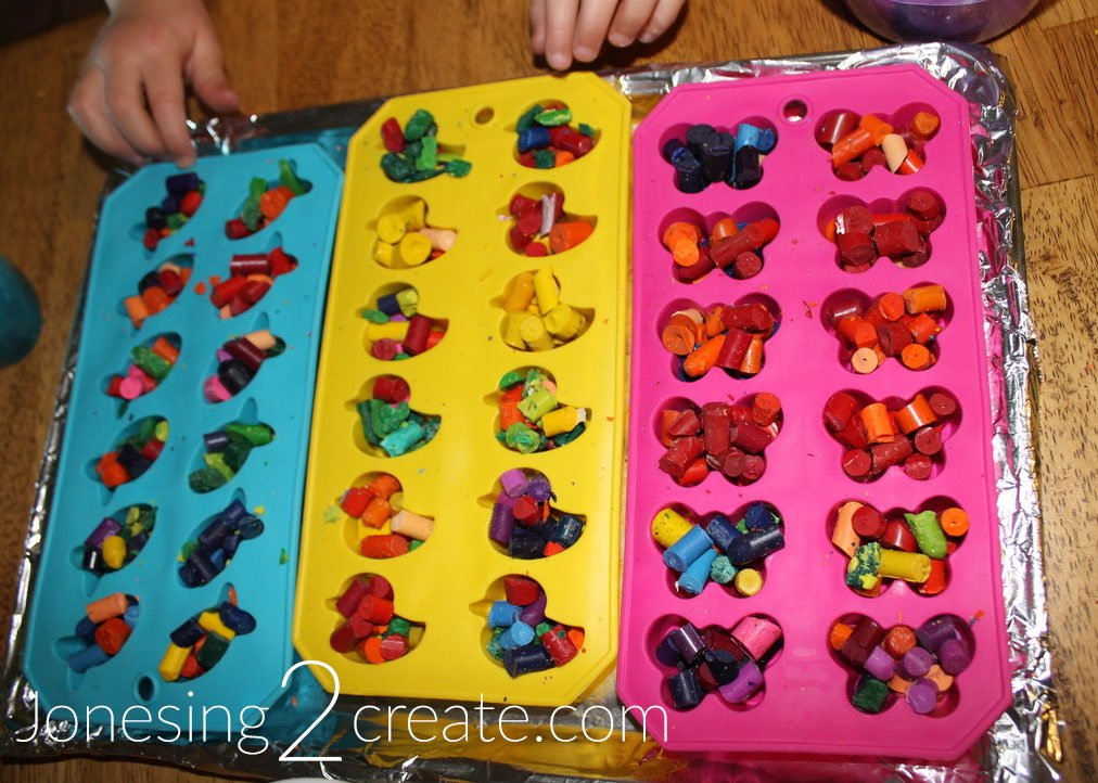 Teaching Diversity to Children Crayon Molds